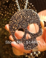 Skull Necklace jJwelry NSC014(Order>$10 Free Shipping)