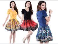 Free shipping(1 piece/lot)missfeel low price high quality dress &hot sale dress women&fashion ladies dress S M L XL
