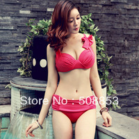 2013 New women sexy bikini hot two-piece Swimwear Swimsuit Beachwear.free shipping