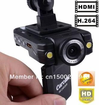 Mini HD LED HDMI 1080P H.264 Car Vehicle DVR Recorder Camera USB Night K2000 NEW