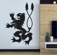 Free shipping Wall Decal Wall Stickers Wall  Decoration Vinyl Removable Art Mural KYLIN d-107