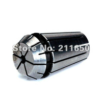 Free shipping, ER16 3mm Spring Collet for CNC Milling Lathe Tool Workholding HRC 45 deg Overall Length 28mm