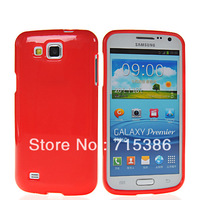 Your Favorites HARD RUBBERIZED RUBBER COATING BACK CASE COVER FOR SAMSUNG GALAXY PREMIER I9260 FREE SHIPPING