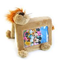 Linmei animal cartoon plush photo album child baby photo album plush toy photo album 300g