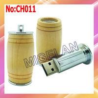 Free shipping Wholesale 1GB 2GB 4GB 8GB 16GB 32GB 64GB Wooden  usb flash drive with Original chip #CH011