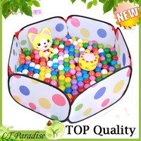 AOLE-HW Outdoor Toys Ball Pool Portable Magic House for Chidren Eco-friendly Ocean Ball Pool Play House Child's Play Baby Toy