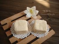 Horse oil 6 goat's milk handmade soap small star p