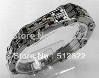 DK10023-3 FREE SHIPPING Gentlemen brancelet Fashion Hand chain stainsteel