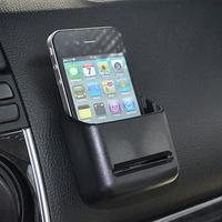 Multi purpose paste type car glove box mobile phone holder glasses miscellaneously storage box sd-1129g