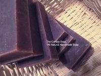 Magical lithospermum soap oil control acne 90g handmade soap cold soap