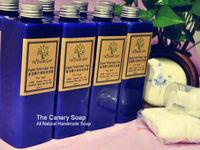 Radix polygoni multiflori ginger liquid soap 500ml hong natural shampoo