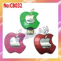Free shipping wholesale 1GB 2GB 4GB 8GB 16GB 32GB 64GB usb flash drive apple model usb flash disk #CB032