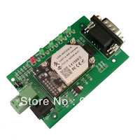 WIFI001#  evaluation board + Built-in Atenna  serial TTL RS232 to 802.11 b/g/n converter Embedded WiFi Module
