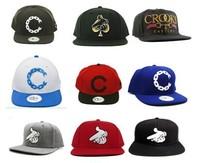 Crooks and castles baseball cap hiphop adjustable snapback hiphop cap bboy