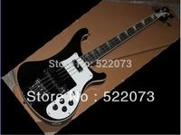 best china guitar 2012 HOT SALE black 4003 bass guitar 4 String Electric bass Guitar EMS OEM