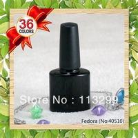Free shipping 20PCS/LOT 7.3 ml CNF Soak-Off Nail UV Gel Polish soak off gel nail Art polish Care (16PCS COLORS + 2 TOP + 2 BASE)