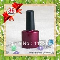 New Brand!! CNF New Nail Art Fashion Soak Off UV/LED Nail Gel Polish( Free Shipping + 18 Colors+1 Base Gel+1 Top Gel)