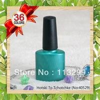 Free Shipping!!!Amazing 36 Colours!!! CNF Soak Off UV&LED Gel Nail (54pcs colours + 3pcs free base Coat + 3pcs free top coat)
