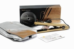 Sedu Precious Metals Flat Iron Set - Gold(China (Mainland))
