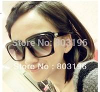 Женские солнцезащитные очки 5PCS/Lot Fashion Super Star Cool Summer Sun glasses 2013 Women High Quality Antique Square Shape Sunglasses