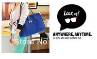 Fashion  women vintage Croco shoulder bag Messenger bag Tote bag - Free shipping