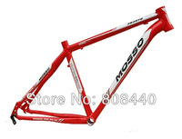 The new aluminum alloy 2620 TB mountain frame