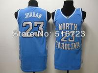 Wholesale 2013 NCAA North Carolina Tar Heels Michael Jordan 23 White/Blue College Basketball Jersey Mix Order Size:S-XXXL