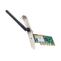 Freeshipping +Wireless N150 PCI Adapter For Laptop/Desktop (Stock)