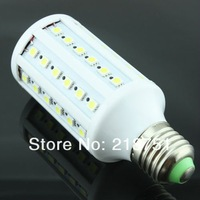 E27 12W 220V 60 LED 5050 SMD Energy Saving Corn Light Lamp Bulb SLM-0060