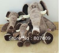 Nici original single elephant Plush Stuffed Animal Doll Toys  hot sale sit size 17cm