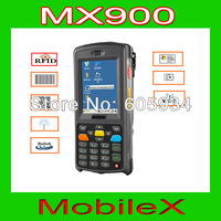 Rugged wireless Industrial protable mobile computer data capture terminal PDA with 1D/2D barcode reader BT  and RFID (MX900)
