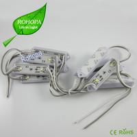 1Pack(100pcs),20pcs in a string,39*12mm, 12volt led module strings  for led sign (SMD 3528,2LEDs,Plastic case,white color)