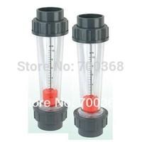 """Freeshipping water flow meter, rotameter, liquid flowmeter 10pcs/lot LZS-15 1/2"""""""
