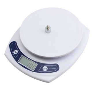 7kg Household Portable Digital LCD Kitchen Food Diet Postal Weight Weighing Scale Compact Electronic Balance 7000g x1g H2258