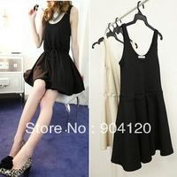 Spring Summer New Women's Vest Dress Fashion Dresses For Lady Hot Sales