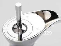 хромированный бас бумаги держатель/стойку держатель/ткани держатель рулона без крышки, прочная конструкция латуни, хром