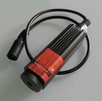 200mW 660nm Red Laser Module (Line) 12V, 25x71mm DC6~30V
