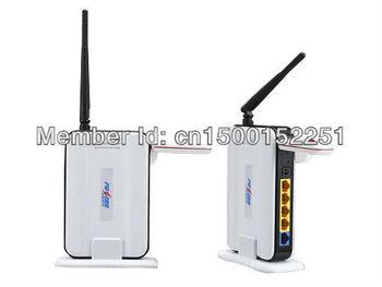 150Mbps 802.b/g/n 4xLAN 1xWAN 1xUSB external antenna 3G Wifi Router
