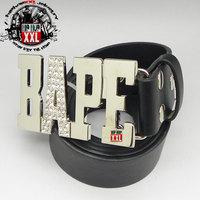 Bape hiphop bling buckle strap belt buckle hiphop hip-hop 2013 new reach