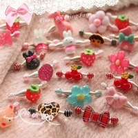 Baby child baby hair clip accessories spring clip 21