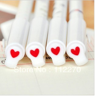 24pcs Free shipping Gel Ink Roller Pen 0.38mm , mixed high quality stationery pen