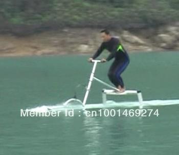 water bike  water sport