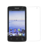 Free Shipping 3PCS for Philips W732 Screen Guard Anti-Scratch & Dust-Proof Crystal by CUBIX