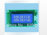 8 * 2 LCD the screen, 0802A/LCD dot matrix screen  10pcs/lot (low shipping cost)