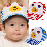 2013 spring baby hat newborn bear baseball cap male female hat child sun-shading
