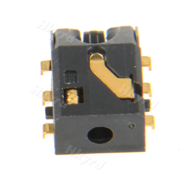 Headphone Jack Port Earphone Connector Sock Fit For HTC G11/G13 D0524(China (Mainland))