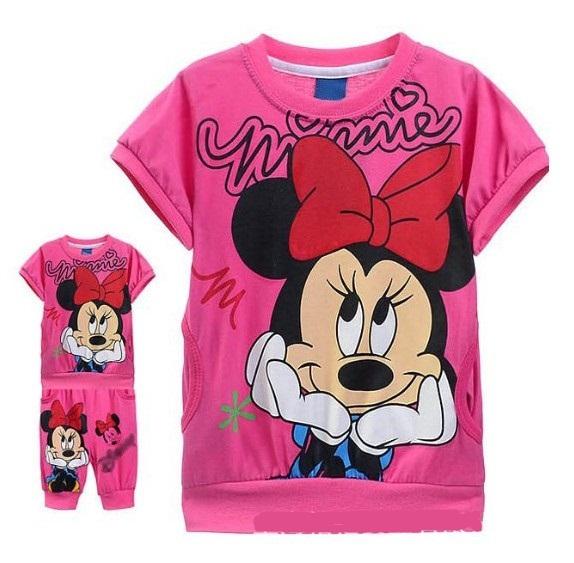 Детская одежда с минни