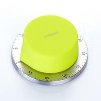 High-grade Stainless steel magnet kitchen  timer reminder free shipping