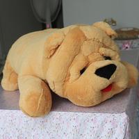 Plush toy shar pei dog doll dolls big head dog cloth doll Large birthday christmas gift