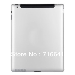 Free shipping for ipad 2 back cover housing for ipad 2 parts 3G/wifi version(China (Mainland))